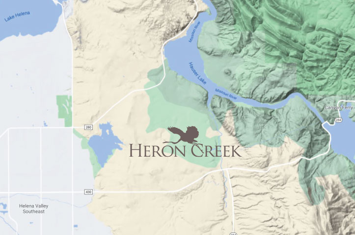 Heron Creek Community Helena Montana